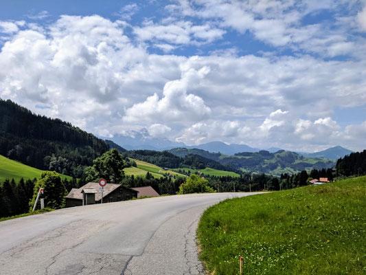 Weiter geht es nach Appenzell