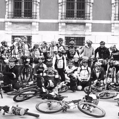 260 Athleten wagen das Abenteuer Tuscany Trail