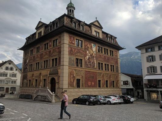 Schwyz, Kantonshauptstadt