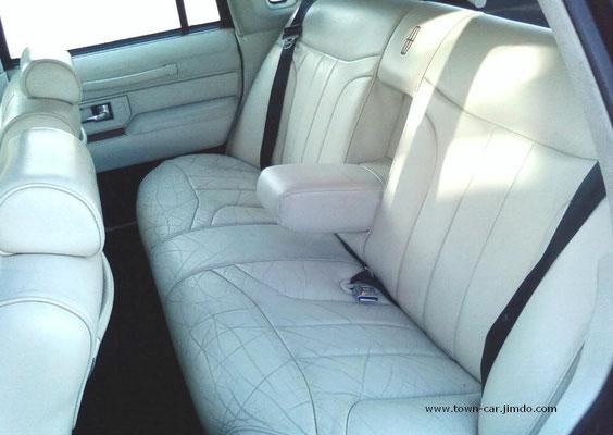 Sitzbank hinten