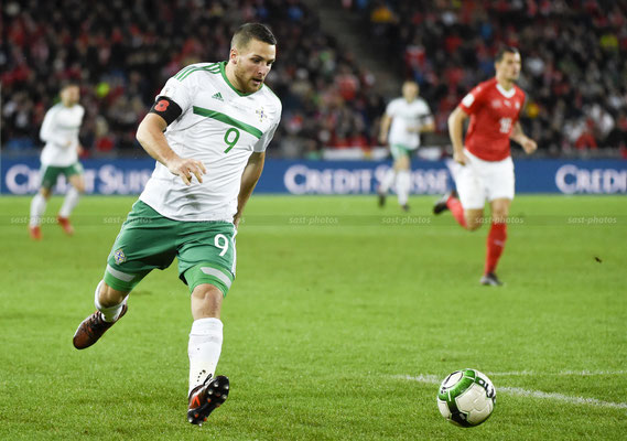 Conor Washington (NIR) (Sandro Stutz/sast-photos)