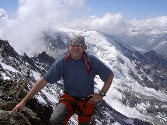 Überquerung Fletschhorn - Lagginhorn