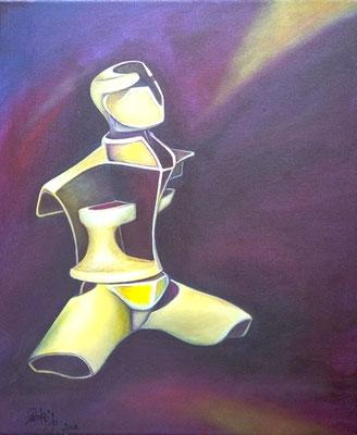 Sans titre - Peinture Acrylique - 2016