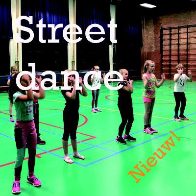 Streetdance (nieuw!)