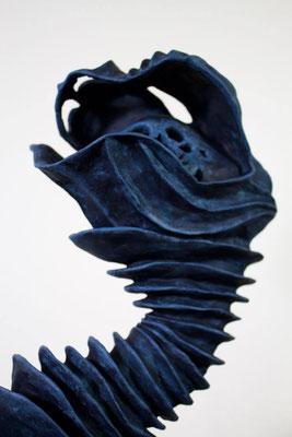 Blue flower (detail)