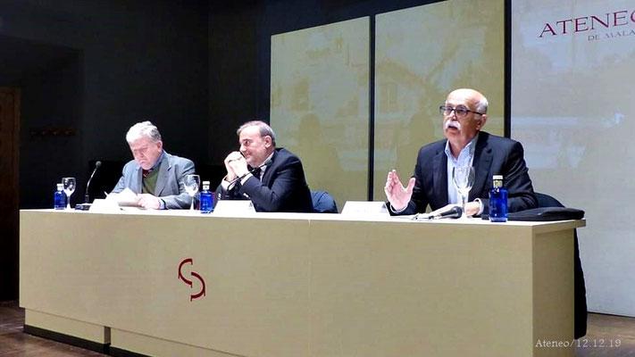 """Felipe Foj Valora el ciclo """"Málaga y la Mar"""""""