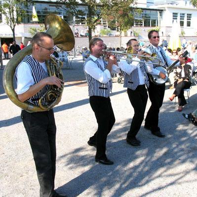 Kurkonzert mit Dixieland und Old Time Jazz in Warnemünde