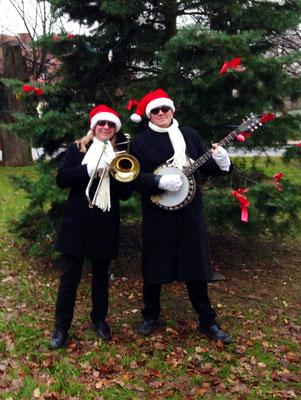 weihnachtlicher Walk Act