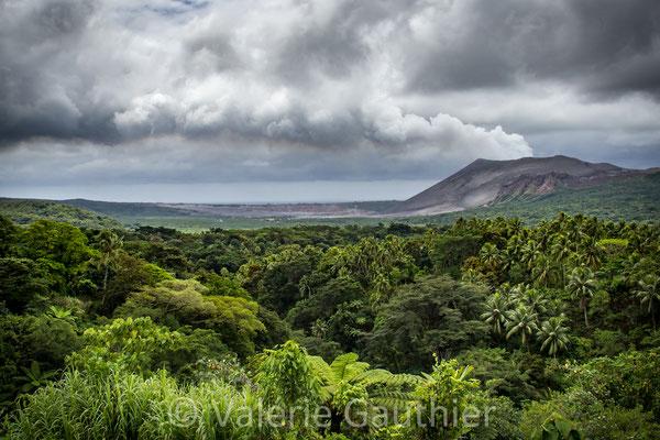 VANUATU - île de Tanna - volcan Yasur