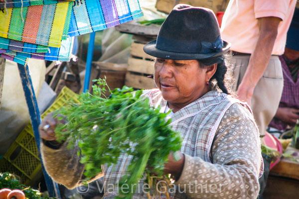 Marché de Latacunga