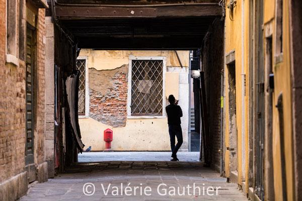 Fumeur - Venise