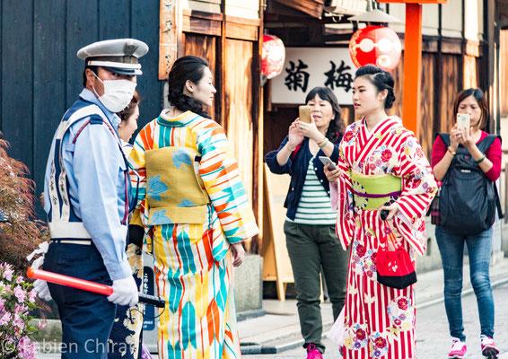 JAPON - quartier de Gion à Kyoto