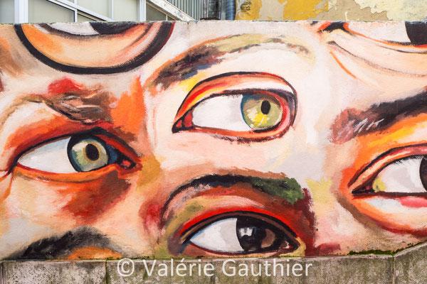 Lisbonne - fresque
