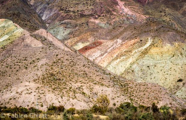 ARGENTINE - Les collines aux 7 couleurs