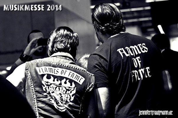 The BossHoss@Musikmesse 2014