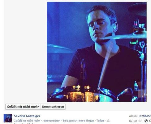 Severin Gasteiger. Redweik. 12/2012