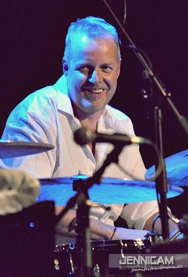 Wolfgang Haffner Quartett, Mannheim, 13.3.2013