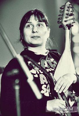 Kosho, Robbee Mariano, Ralf Gustke & Darinka Tsekova@Musikmesse, 13.4.2013