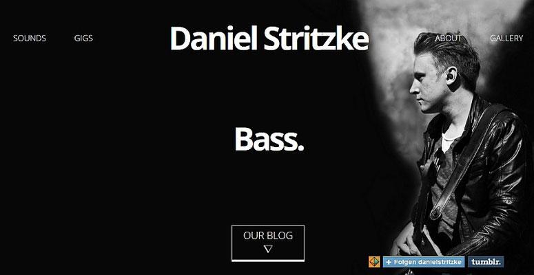 Tumblr Theme für Daniel Stritzke/u.a. Stanfour - Foto & Design. 6/2013 -> www.danielstritzke.tumblr.com