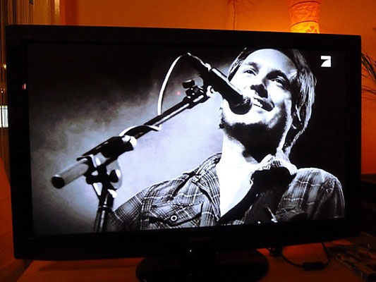 Nick Howard. The Voice Of Germany. Pro Sieben. 18.10.2012