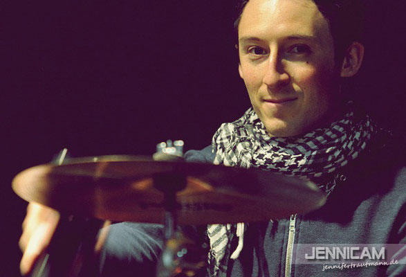 Nick Howard. Soundcheck. München. 9.11.2012.