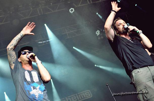Söhne Mannheims, Balingen, 26.7.2013