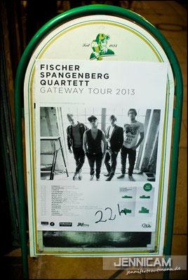 """Gateway""-Tour, 28.9.2013, ""Kiste"" Stuttgart"