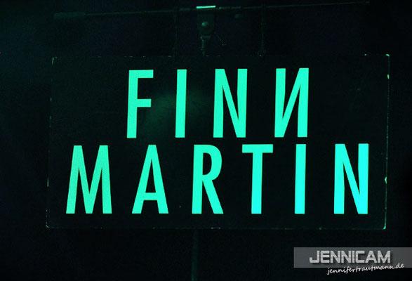 Finn Martin@Musikmesse, 12.4.2013