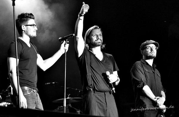 Söhne Mannheims, Das Fest, Karlsruhe, 21.7.2013