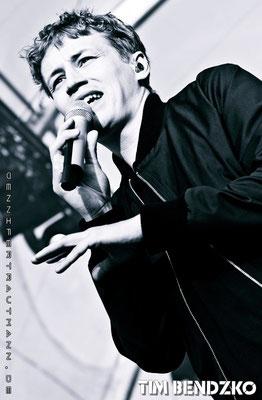 Tim Bendzko, SWR Sommerfestival Stuttgart, 31.5.2014