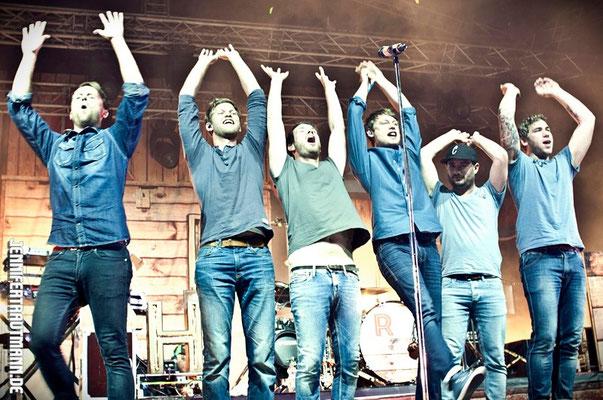 Revolverheld, Mosbach, 1.8.2014