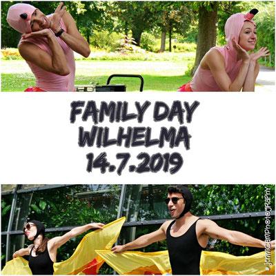 14.7.: COLOURS FAMILY DAY, Wilhelma