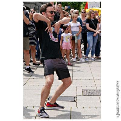 6.7.: FLASHMOB, Schlossplatz