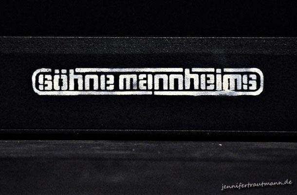 Söhne Mannheims, Mannheim, 20.5.2013