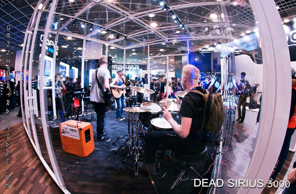 Dead Sirius 3000@GoPro