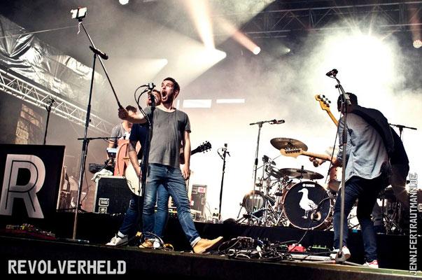 Revolverheld, Stuttgart, 26.6.2015