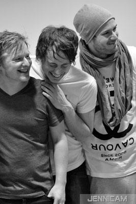 Florian Speer, Jakob Sinn, Johannes Strate/Revolverheld, 2011