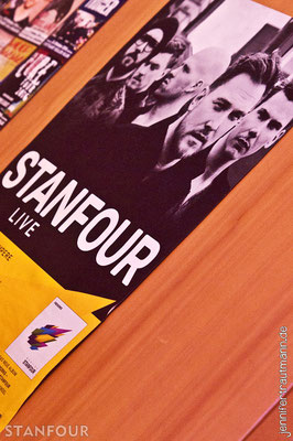 Stanfour, Stuttgart, 5.10.2016