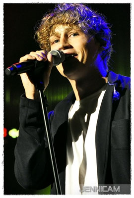 Tim Bendzko, New Pop Festival, 17.9.2011 - (c) Jennifer Trautmann –