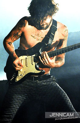 Biffy Clyro, New Pop Festival, Baden-Baden, 13.9.2013