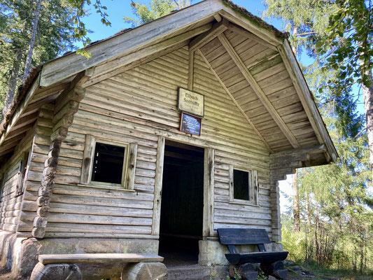 Ellbachsee Hütte