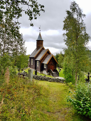 Sollia Kirke, Rondane