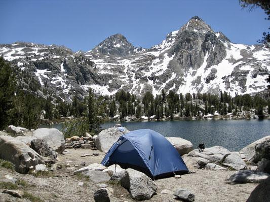 Rae Lakes, Kings Canyon National Park