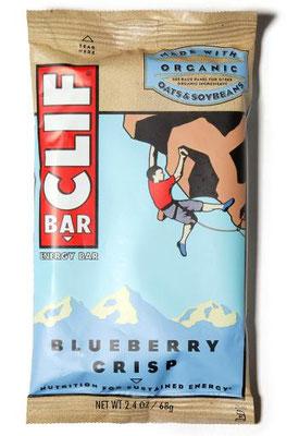 Cliff Bar schmecken gut aber nach ein paar Tagen braucht man dringend Abwechslung.