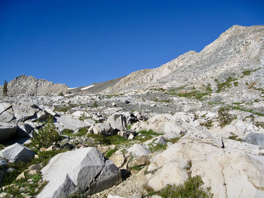 Weiter ging es Richtung Black Rock Pass
