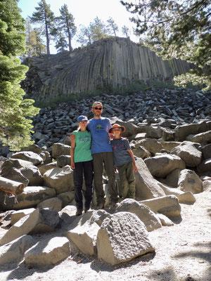 Devils Postspile National Monument
