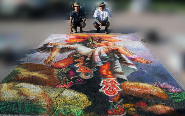Artistes Omar Saenz -  Alberto Viloria - Festival Bella Via 2011