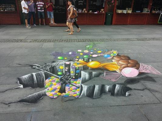 Artiste Magali Savary Soppelsa