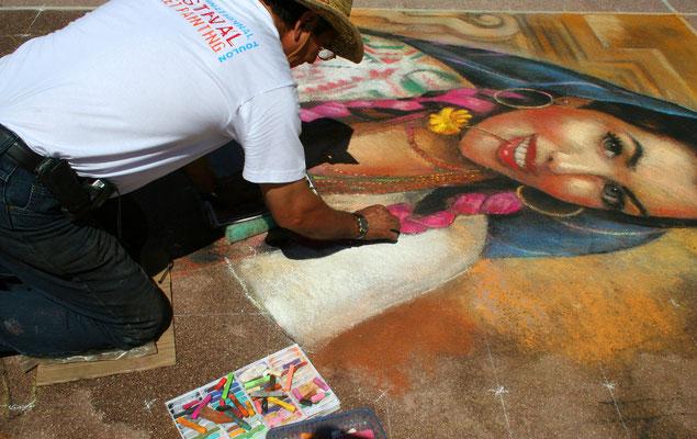 Artiste David Gonzalez - Spécial Guest Festival Bella Via 2011
