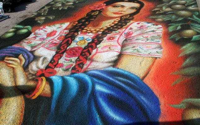 Artistes Margarita Botello - Raul Riçon Gallardo Domenzain - Festival Bella Via 2011